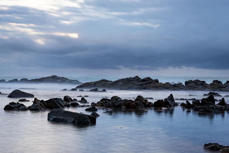 Sea Lava Beach Water Groyne Rock - Object Sky Horizon Over Water Landscape Rocky Coastline Coastline Rugged Ocean Calm Volcanic Landscape Seascape Volcanic Rock Coastal Feature