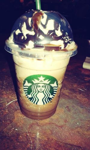 Sturbucks Frapuchino Mocha Frappe Delicious ♡ Drink