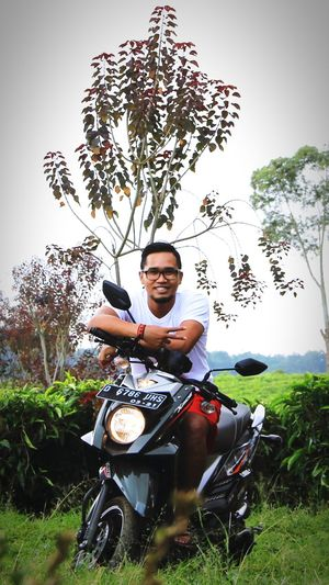 Nature Teagarden Green Motorcycle Yamaha Yamahaxride Smile Happy Grateful GodCreated