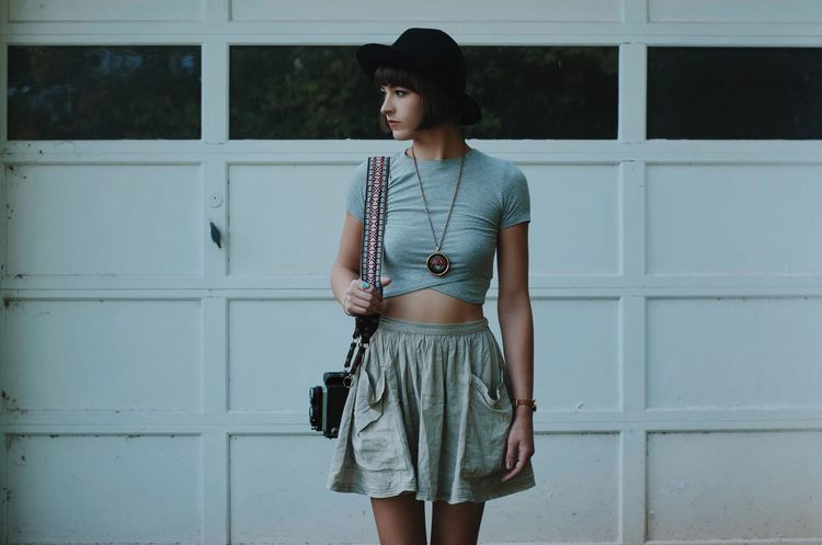TwentySomething girl. Streetphotography Color Portrait Fashion Portrait Selfportrait Girl Street Fashion WomeninBusiness The Portraitist - 2016 EyeEm Awards