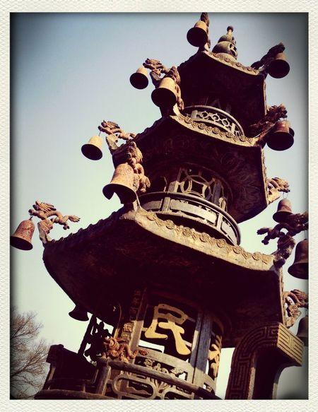 Exploring Temple Random