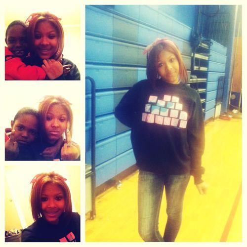 Me & My Boookie!!