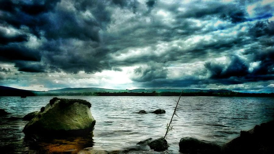 Celbridge Waterscape Nature Mountains Lakes  Check This Out Landscape Clouds And Sky Relaxing Playing Around