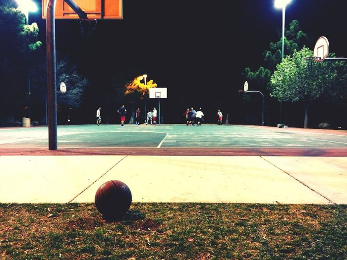 Basketball Time