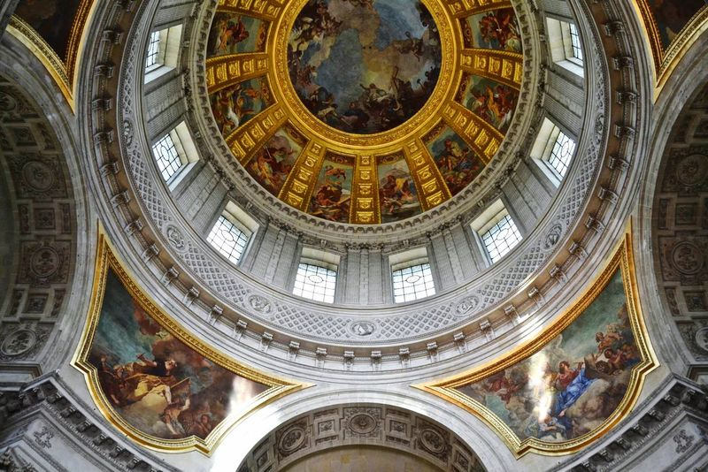 Hotel Des Invalides Paris Baroque Cathedral