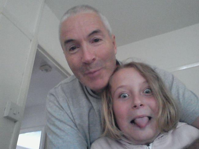 Fatherhood Moments Selfie Moments I Love My Daddy