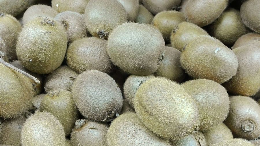 Full Frame Shot Of Kiwis