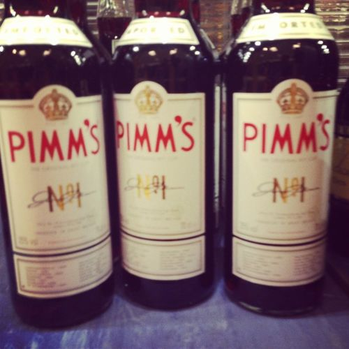 Pimm's o'clock. Pimms Liquor Tagsforlikes Picoftheday