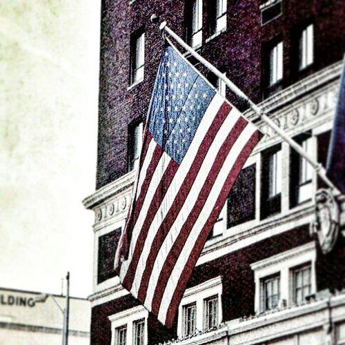 Happy Flag Day! Taken in 1997 35mm scanned Roanokeva Roanoke Virginia America ohsaycanyousee flagday2015