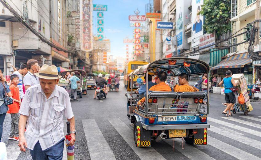 Bangkok China