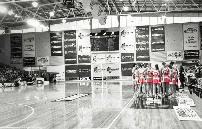 Sport Love Sport Netball Pink