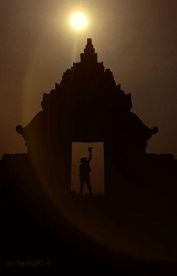 Wonderful Indonesia Explorejogja Siluet Kamerahpgue