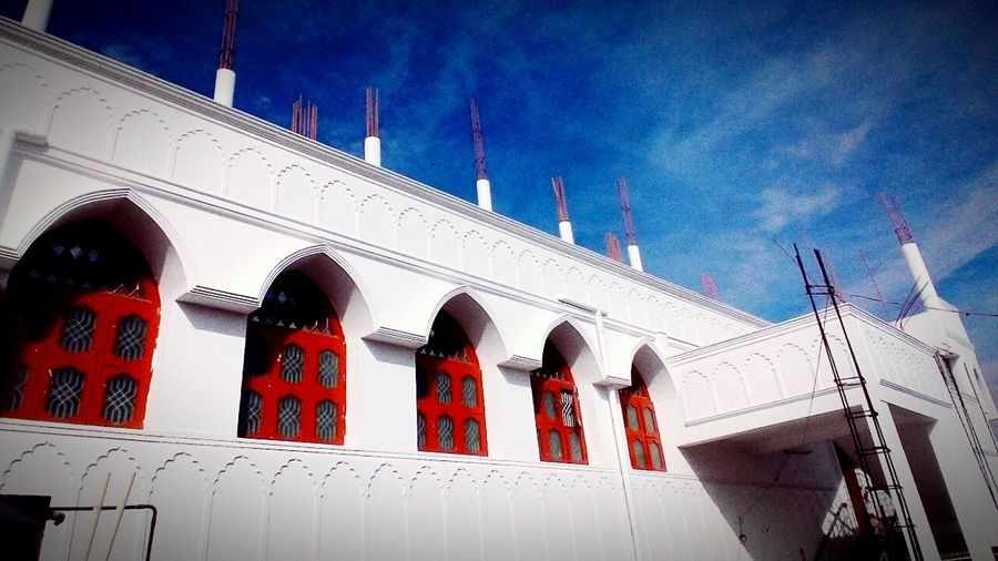 ARTchitecture Architecture Landscape Tourism Mosque Indiapictures India_gram Southasian First Eyeem Photo