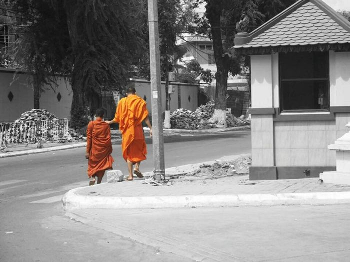 Wishing I was still here Cambodia Phnom Penh Buddhist Monks Missing This Place Most Amazing Country