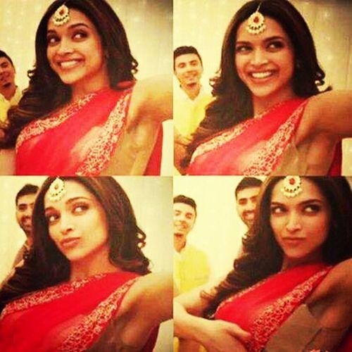 Deepika Saree Expression