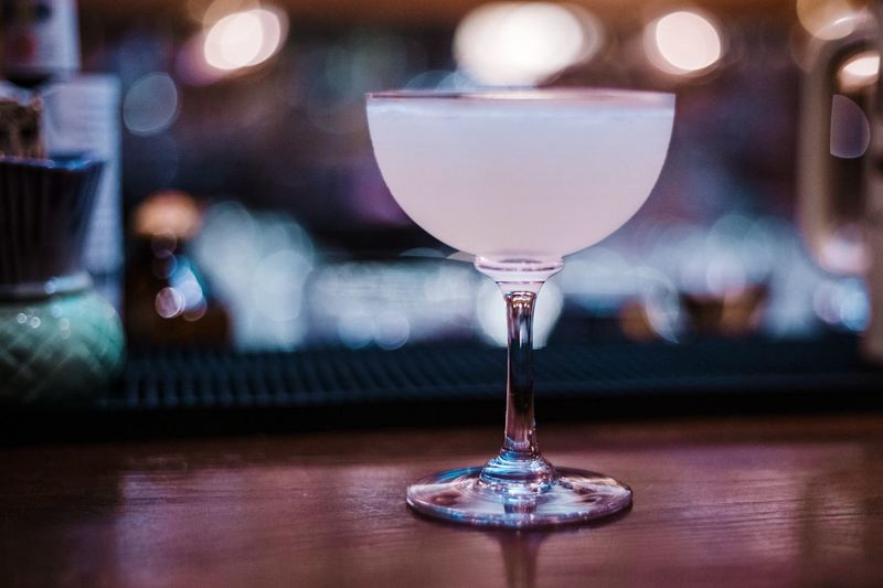 Gin Sour Drink