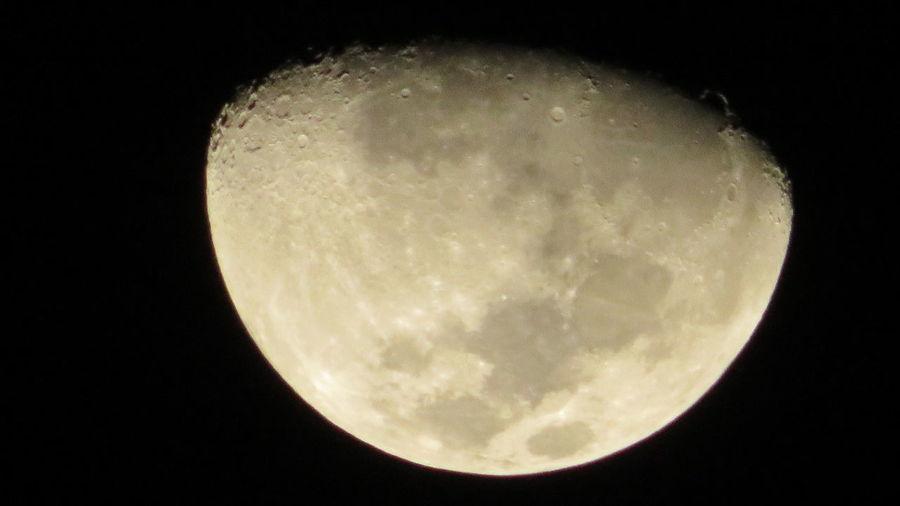 Moon Outdoors Moonlight