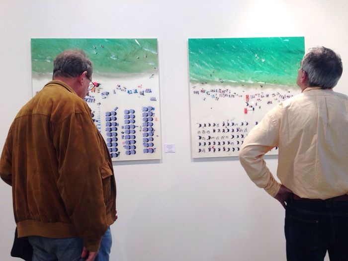Antoine Rose at Miaphotofair 2016 makes me want Summer Now ! - Photography Antoine Rose Beach Photofair Watching Art Exhibition Fair Enjoying Life Eye4photography