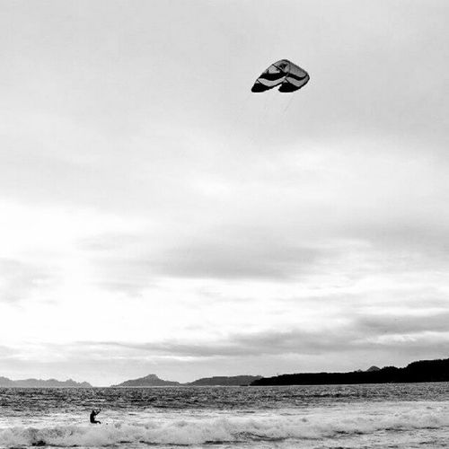 Kitesutf in Nerga