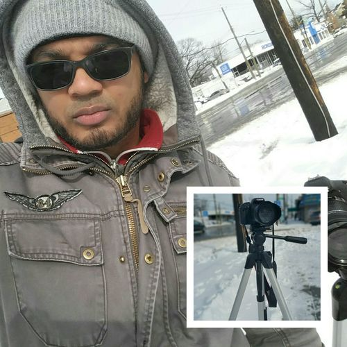 Out in the Bronx Shooting Something Blizzard2015