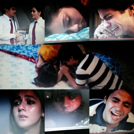 Yeh hai aashiqui episode 8 .. Cried  :(