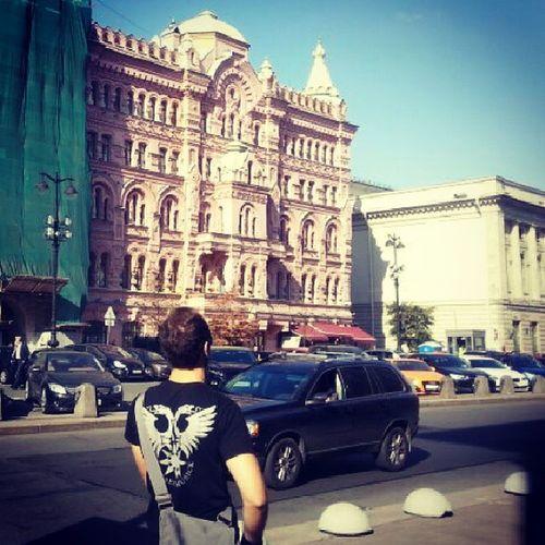 St. Petersburg! Russia Saint Petersburg Behemoth