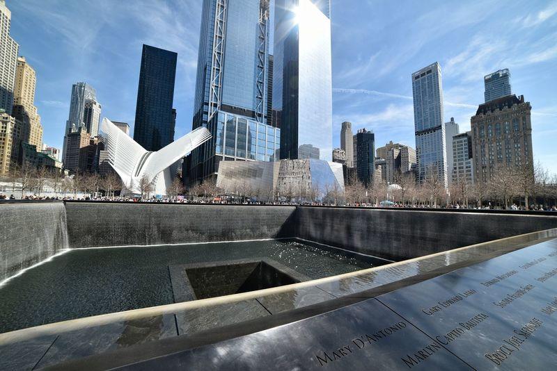 World Trade Center Architecture City New York New York City Skyscraper The Architect - 2017 EyeEm Awards Ultra Wide Angle Wide Angle