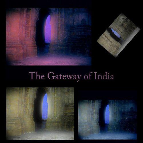 The Gateway of India Instameetmumbai2013 Instamumbaimeet Igersmumbai Mumbai Sunrise