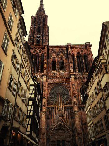 Strasbourg. Enjoying Life Family Cathedral Perfect Days