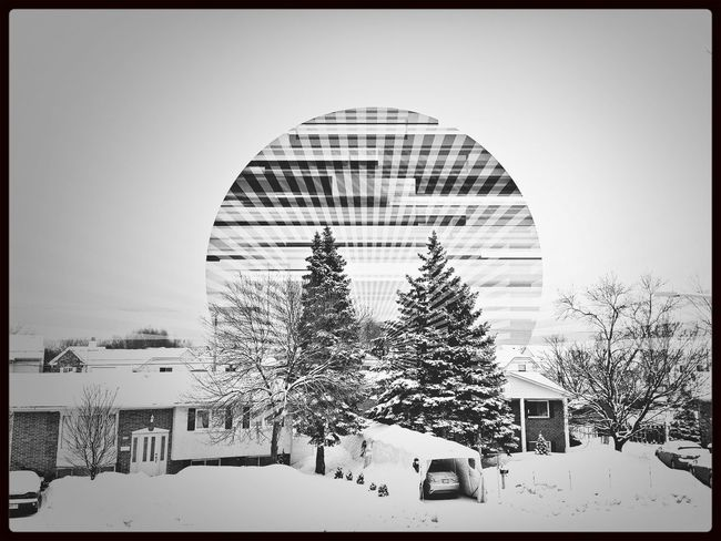 AMPt - Shoot Or Die Blackandwhite Mobile Love Mobileartistry Winter Sunrise