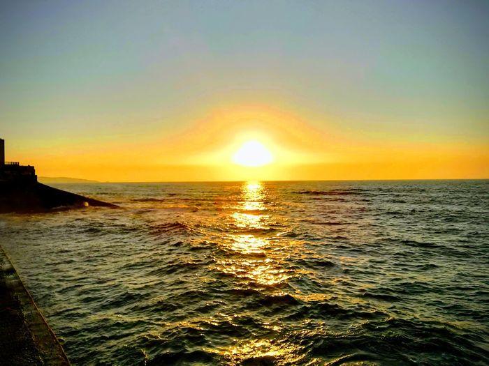 Sunset in Zokoa