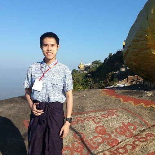 Myanmar style Goldenrock Bago Cuteboy