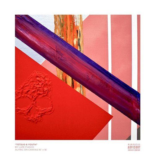 Lupe Fiasco's new album Tetsuo & Youth. Droppin' near you on January 20th, 2015. Rap Lupefiasco FnFUp .