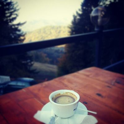 Cafe Time Relaxing Mountain View Tiltshift Tilt-shift Tiltshiftgen
