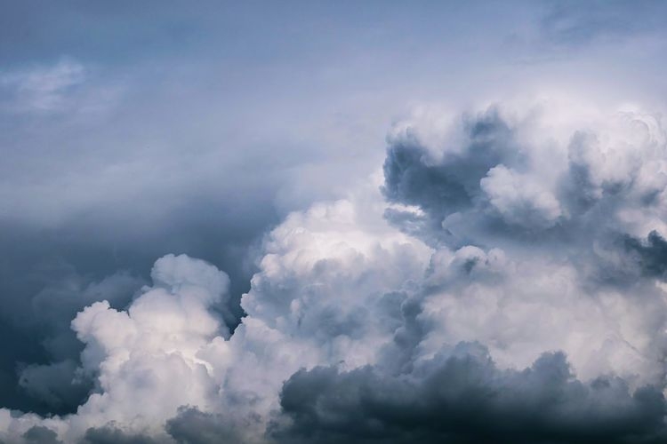 Cloud sky Cloud - Sky Sky Cloudscape Scenics - Nature Nature Tranquil Scene Storm Storm Cloud Stormy Weather Weather Skyscraper Air Condition Backgrounds Nature Natural Fluffy White Color Tranquility Idyllic Overcast Meteorology Dramatic Sky Softness Day