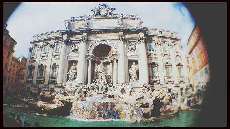 Trevi de Fontana, Roma, Italia Travel Italy Rome