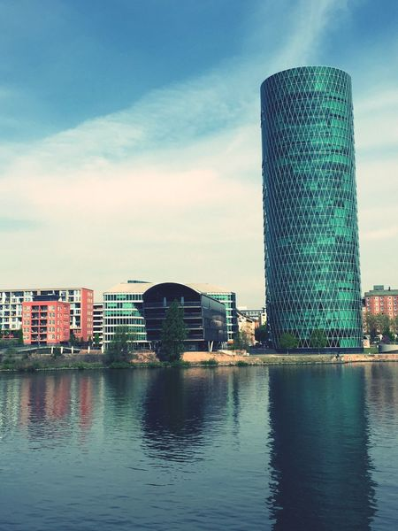 Good morning Frankfurt. Frankfurt's life. hello world Frankfurt Frankfurt am Main frankfurt♡ Frankfurt's Life streetphotography Frühling Westhafen