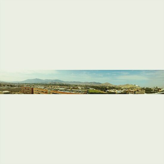 Panorama Panoramic View Loveit Scenery View University Usil La Molina 💃💃💃💃