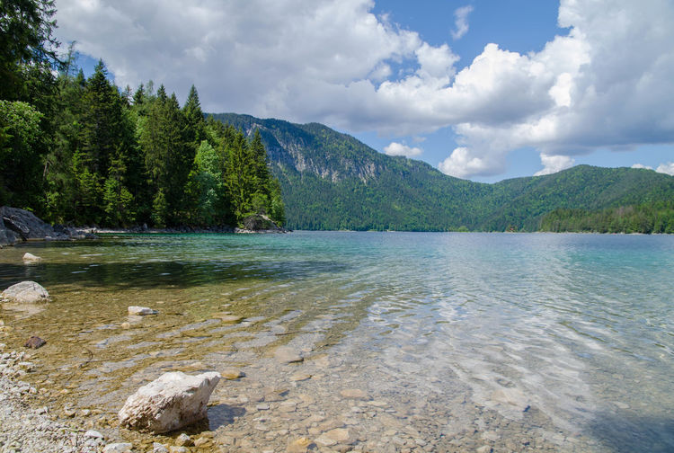 Eibsee Germany