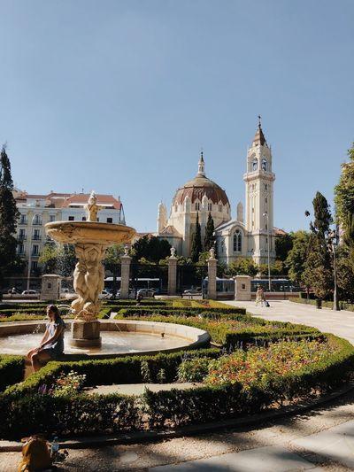I love Madrid!