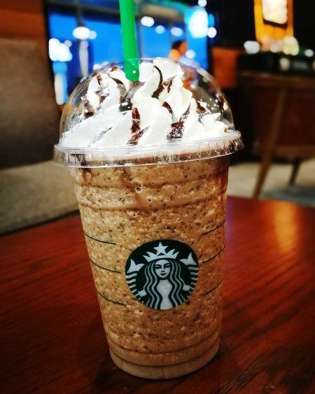 Drink Relaxing Starbucks Coffee I LIKE👍EyeEm😃👍 Love Is In The Air So Tried