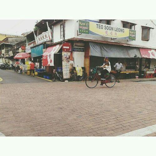 Jonker Street Malacca Hanging Out OpenEdit