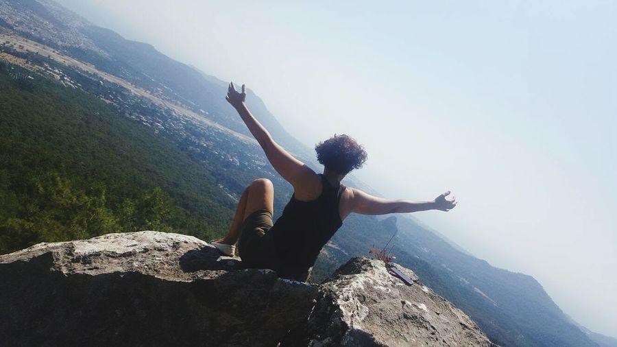 Peak And Freedom