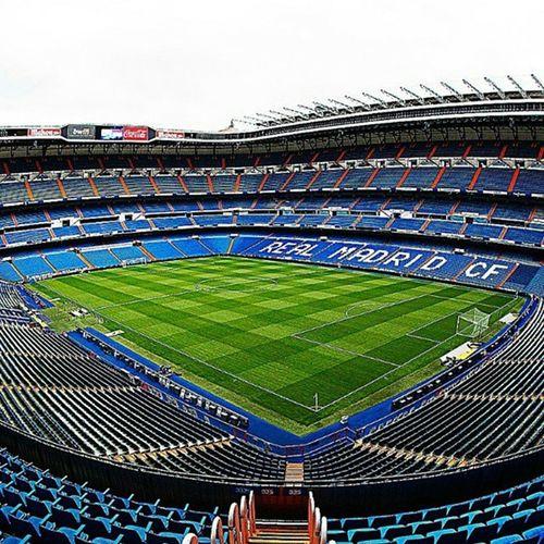 Santiagobernabeu RealMadridfan Realmadrid Realmadridcf Madrid Spain Hala Madrid SPAIN LaLiga Rmcf Spain♥