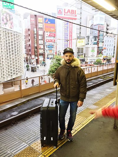 Japan Shimbashi Tokyo 2016 Traveling