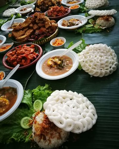 Nasi liwet Indonesianfoods Liwet Food Food And Drink No People Plate Ready-to-eat Indoors  Freshness Deep Fried  Day Close-up