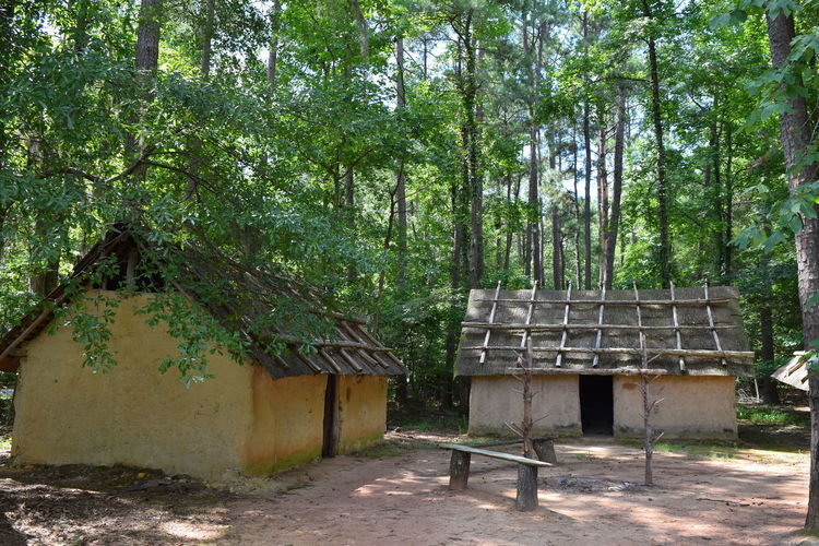 Old Buildings Indian Home Ft. Toulouse Park Road Trip Riding My Motorcycle Park Tourist Attraction  Alabama