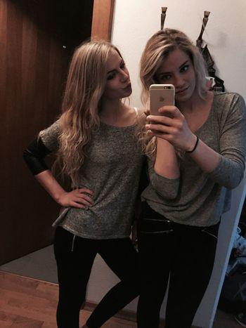 Love you sister Love Sister Beauty Girls Follow Me ♥