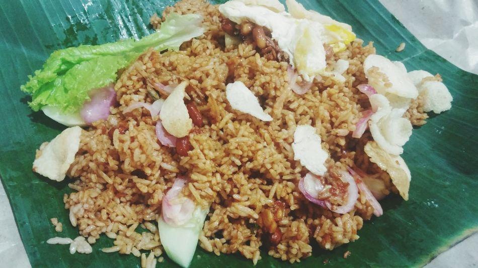 Street Food Worldwide Nasigoreng Fried Rice