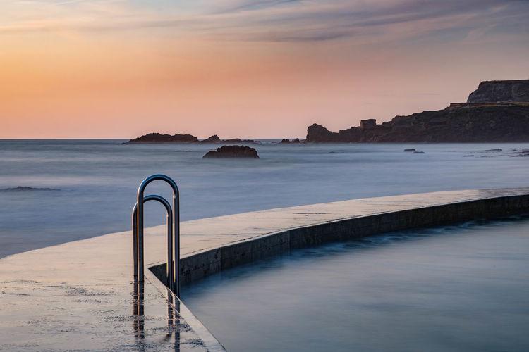 Bath Seascape